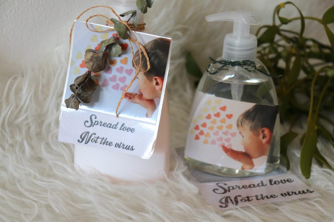 DIY Geschenkideen Weihnachten Seife