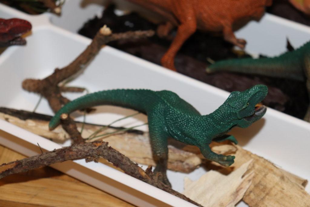 Dino-Spielwelt IKEA Hack