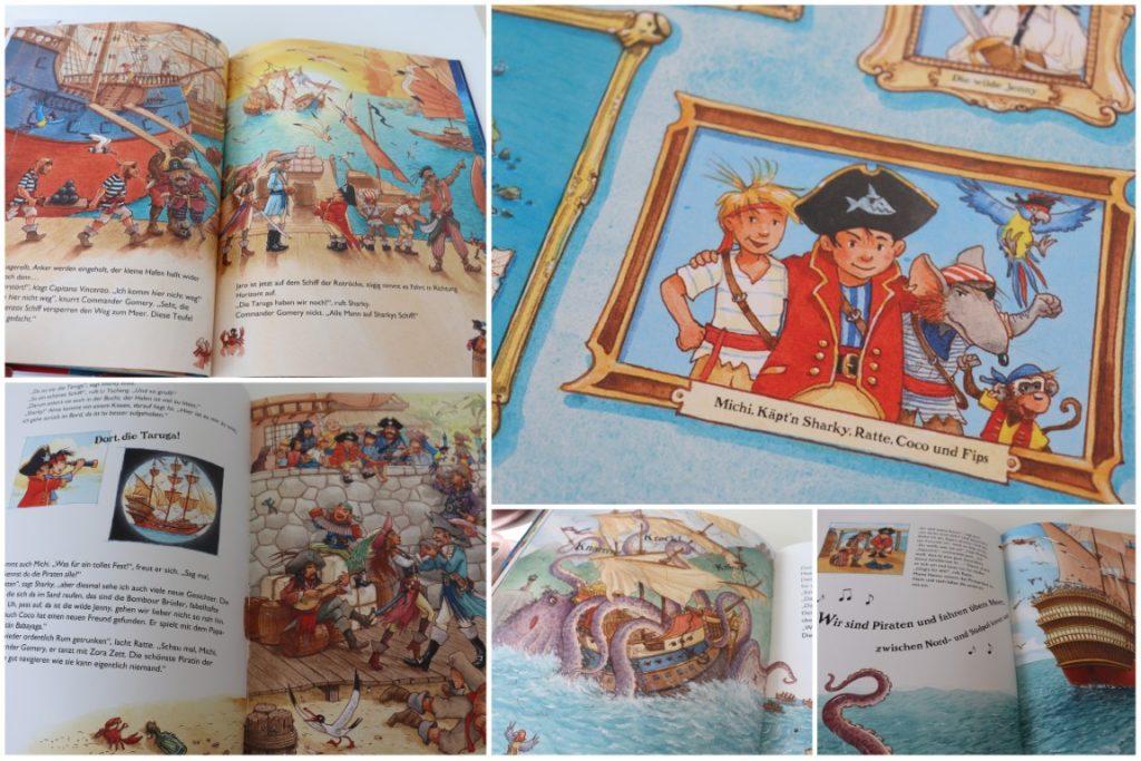 Käptn hary der Piratenkönig