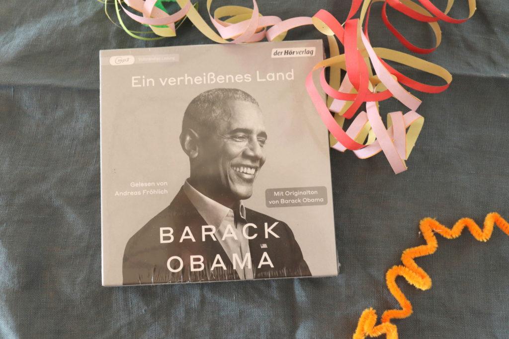 Biografie Barack Obama