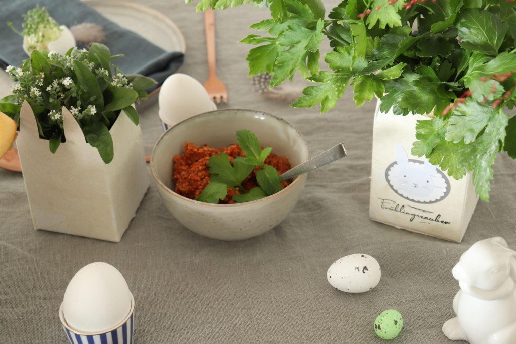 Osterbrunch Tabouleh Salat