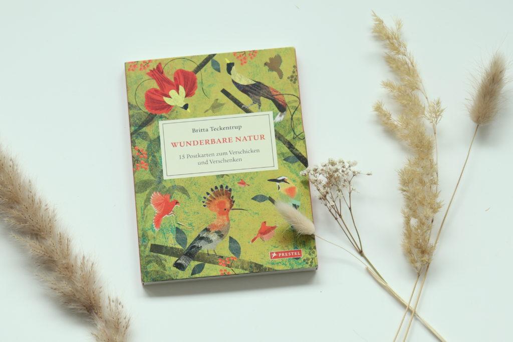 Kartenbuch Britta Treckentrupp