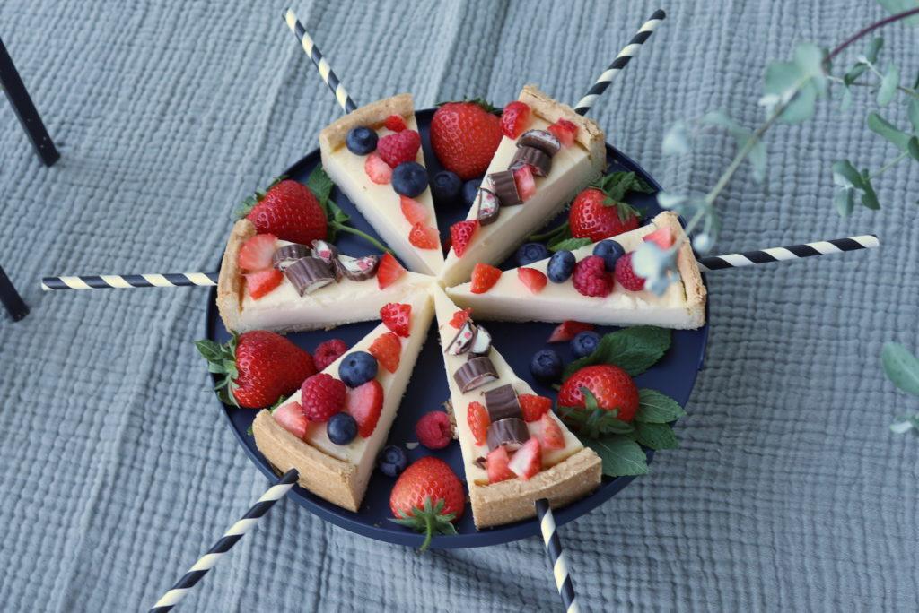 Cheesecake-Sticks