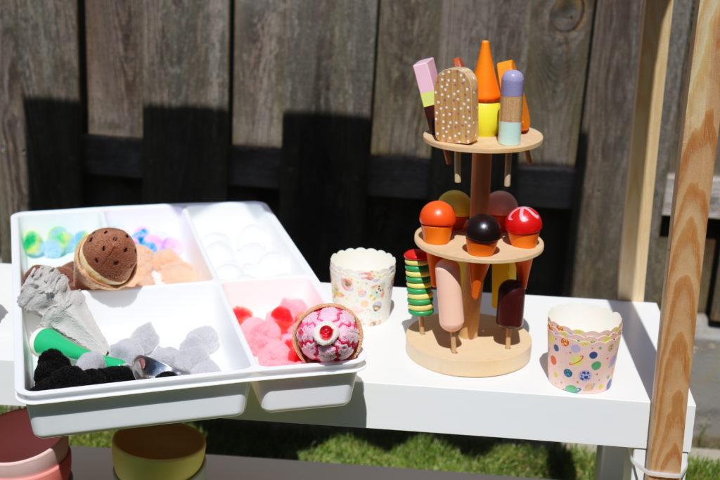 Eiscafé Spielwelt