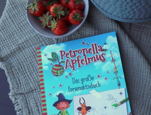 Petronella Apfelmus Ferienbuch