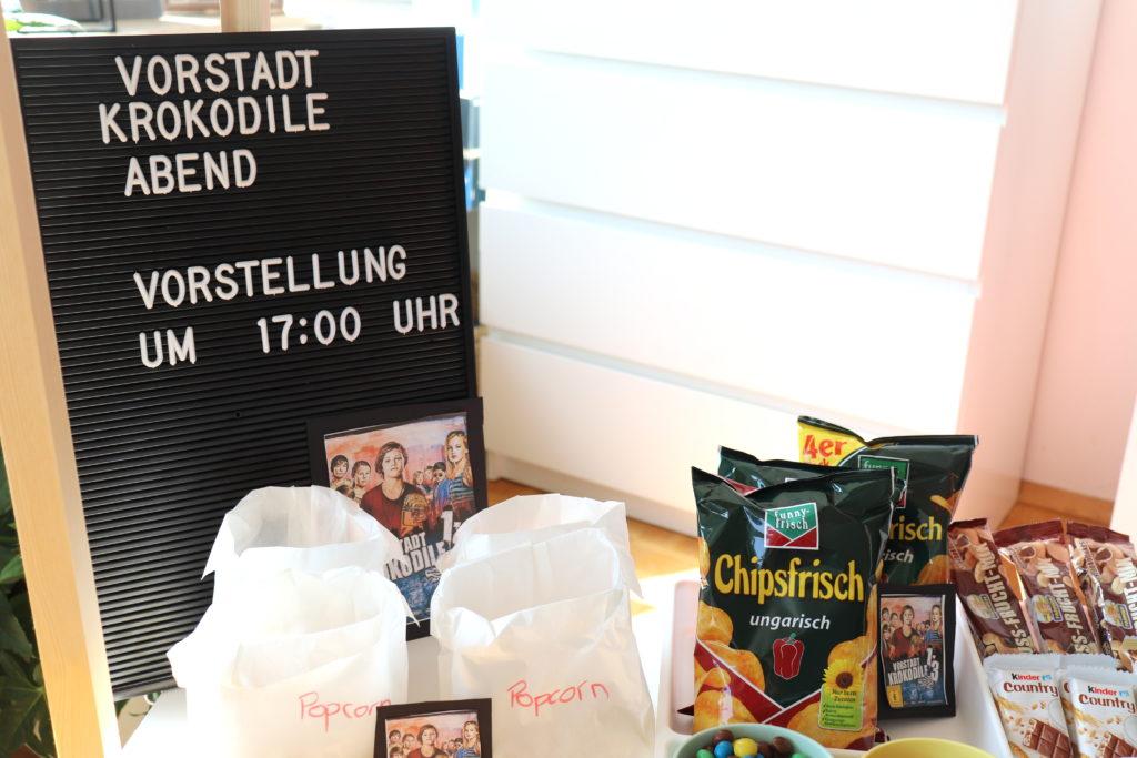 Kiosk Sommerferien Kino DIY Ikea Hack