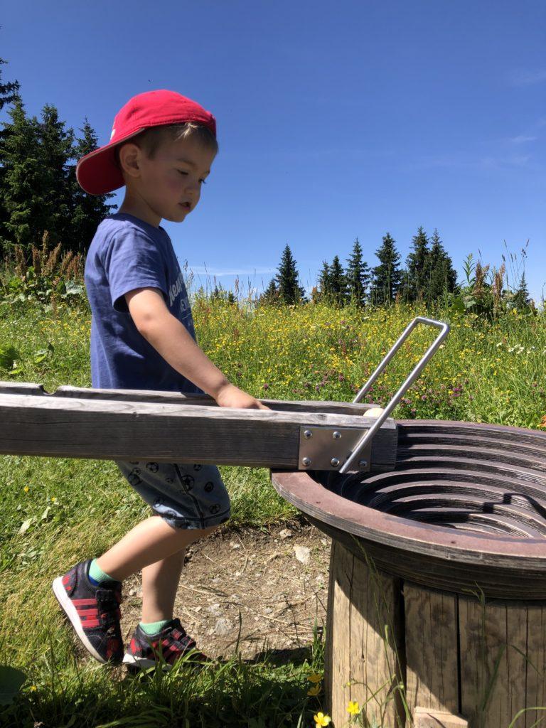 Planai Kinderwanderweg Dachstein 2