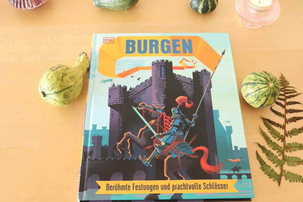 Buchtipp Burgen